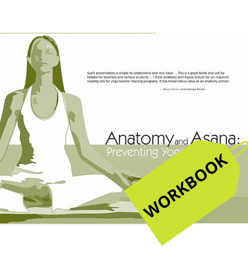Anatomy and Asana Workbook - Functional Synergy