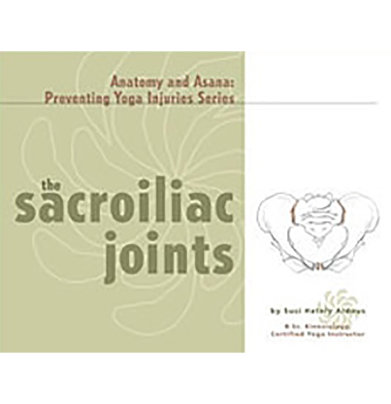 The Anatomy of the Sacroiliac Joints - Functional Synergy