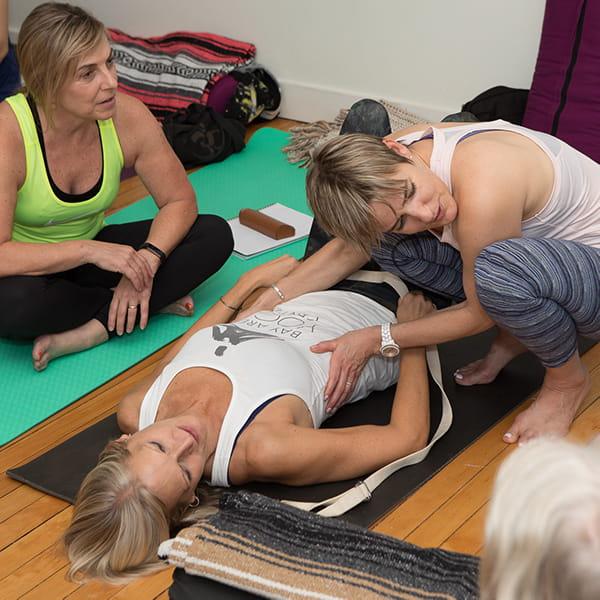 Therapeutic Yoga Intensive